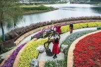 第四届中国绿化博览会在贵州都匀开幕