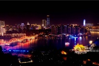 柳州初冬夜色美