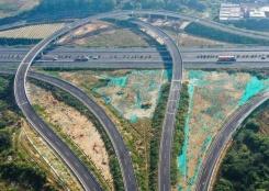 汕头对接大湾区通道汕揭高速东段通车