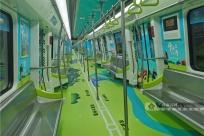 4線齊發!南寧地鐵4號線和2號線延長線開通試運營