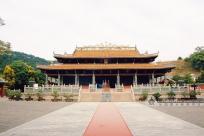 高清:感受儒家文化!打卡青秀山腳下的南寧孔廟