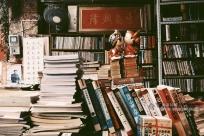 高清圖集:在南寧的二手書店里,藏著一段舊時光