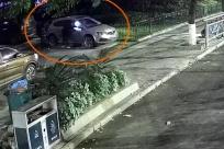 一夜之間,廣西街頭17輛車被砸!監控拍下過程