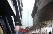 上海:徐家匯商圈空中連廊一期建成開放