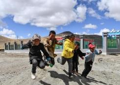 普惠!西藏学前教育毛入园率超87%