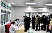 山東部分地區重點人群有序接種新冠疫苗