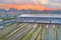 2021年1月6日焦点图:南宁铁路已形成新枢纽格局