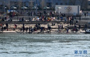 蘭州:黃河春暖引游人