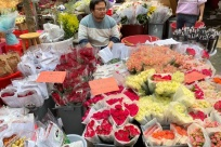 2021年3月8日焦点图: 南宁鲜花价格涨幅让人咂舌
