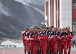青海:改善乡村地区办学条件