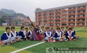 土瑶教师姜晚英:孩子们,走出大山去