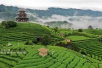 广西三江:雾绕侗乡赛仙境(高清大图)
