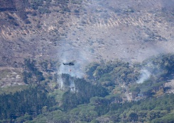 南非桌山国家公园大火已得到控制