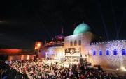 第八届埃及国际鼓乐与传统艺术节在开罗举行