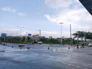 柳州一大货车与电动车相撞,电动车手再也没醒来