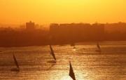 开罗:落日扬帆