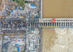 大藤峽:做好防汛保建設