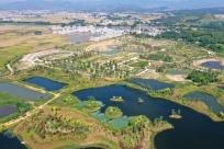 广西宾阳:湿地公园生态美