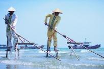 高清圖集:靠海吃海 依海而興