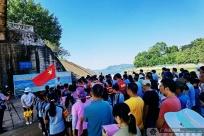 南寧:促生態修復 45萬尾魚種投放大王灘水庫