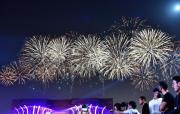 """沙特阿拉伯""""利雅得狂欢季2021""""开幕"""
