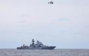 中俄首次海上联合巡航圆满结束