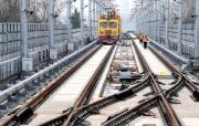 郑许市域铁路郑州段开始冷滑试验