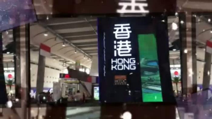 [回顾]中国 香港