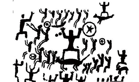 花山岩画列入我国申遗项目 揭秘它的前世今生