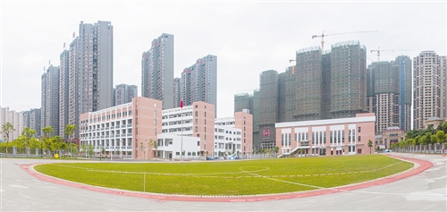 南宁市兴桂路小学今年秋季招生 可容纳1900名学生就读