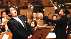 """第35届""""上海之春""""音乐节揭幕"""