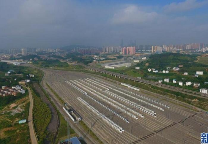 广西加快铁路网络建设