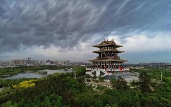 唐山打造生态型沿海工业城市