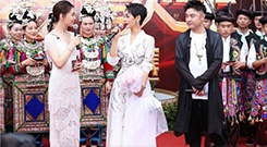 跨界歌手携帮唱嘉宾亮相红毯秀