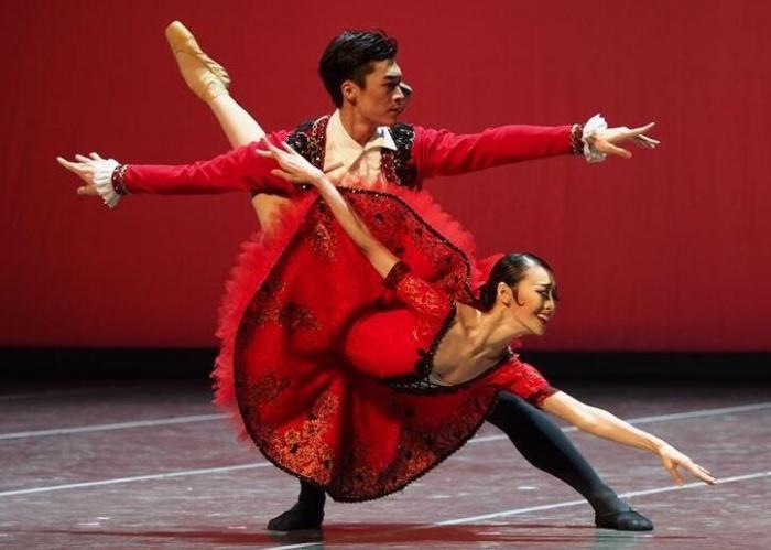 上海国际芭蕾舞比赛落幕