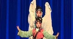 全国青少年戏曲教学举行成果展示