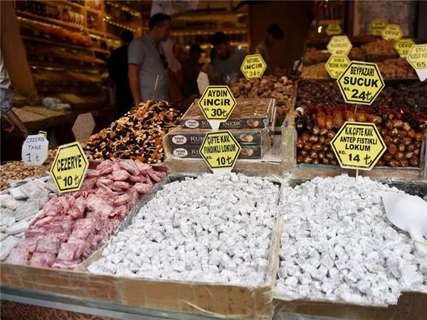 土耳其8月通胀率创新高