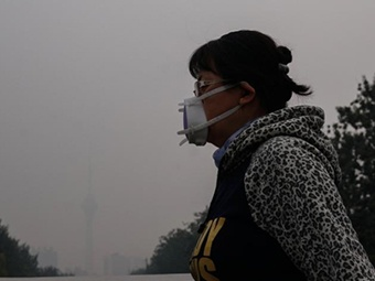 京津冀部分地区空气重污染