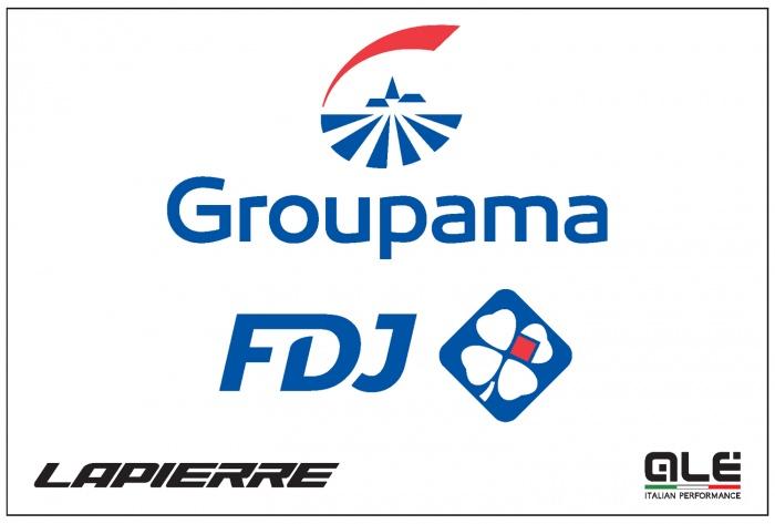 """2018""""环广西""""车队(17):法国安邦保险(FDJ)车队"""