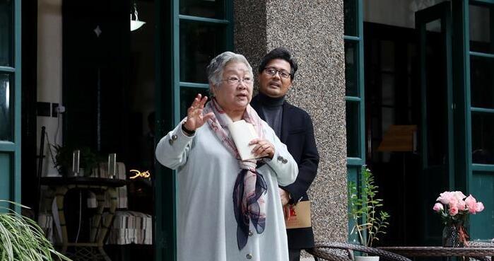 巴金萧珊作品诵读会在上海举行