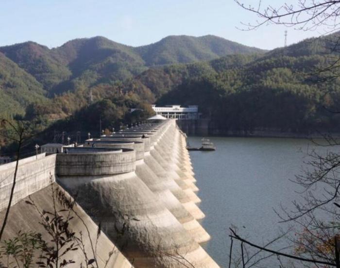 探访安徽六安佛子岭水库
