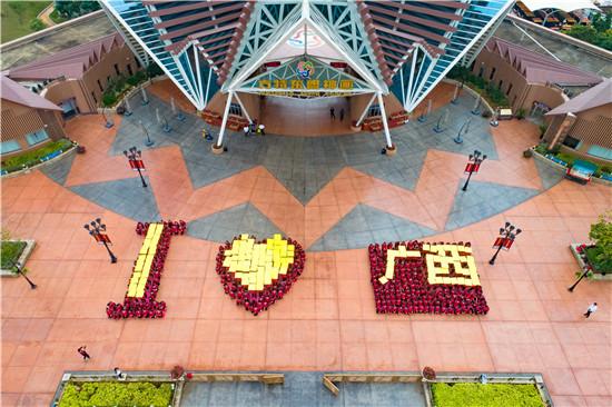 东盟文化与广西旅游相结合 书写广西文旅新篇章