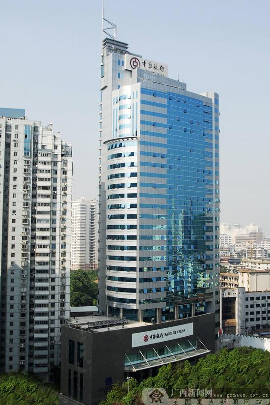 中国银行区分行助力壮美极速大发时时彩建设
