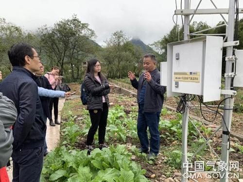 【中国气象报】趋利避害并重 让乡村更美丽