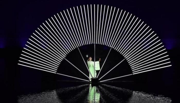 实景演艺《归来三峡》在重庆奉节首演