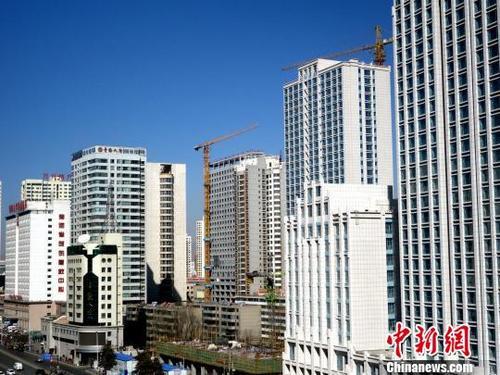 """2018""""中国时间""""年度经济盘点: 十大房产行业新闻"""