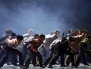 2018年甘肃省舞蹈大赛闭幕