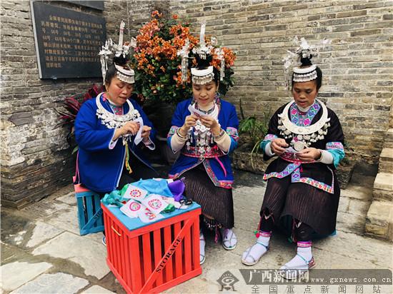 广西少数民族服饰私立博物馆22日开馆