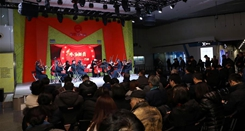 上海地铁音乐角迎第600场演出
