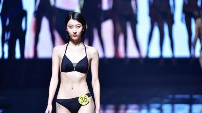 第三届中国大学生服装模特大赛总决赛